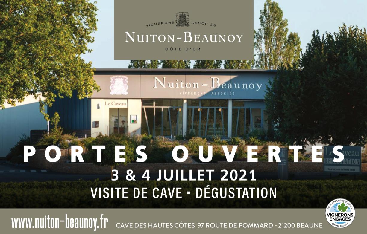 3 et 4 juillet 2021, portes ouvertes Nuiton-Beaunoy